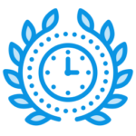 if_028_014_achievement_badge_wreath_award_time_deadline_clock_fast_speed_1276095